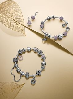 You never get too old to the magical universe of fairy tales. #PANDORA get it at #OakRidgeJewelers