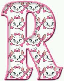 Alfabeto Animal, Marie Cat, Hi Gorgeous, Alphabet And Numbers, Alphabet Letters, Wallpaper Iphone Disney, Aristocats, Cat Colors, Cat Party