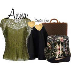 """""""Anna;Chapter Four"""" by tallys-writing-nook on Polyvore"""