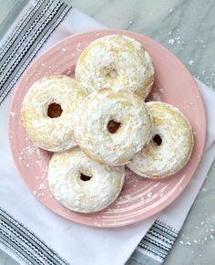 Buttermilk donut recipe