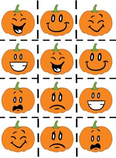 PUMPKINS Halloween Theme Preschool, Theme Halloween, Fall Preschool, Halloween Clipart, Halloween Books, Halloween Crafts For Kids, Crafts For Kids To Make, Holidays Halloween, Kindergarten