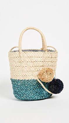 ROND en paille tressée sac à main femme messager Seau Totes Summer bohème porte-monnaie