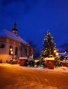 Lermoos, Kirche Hl. Katharina (Reutte) Tirol AUT