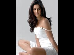 Katrina Kaif White Dress