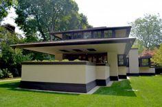 32 Frank Lloyd Wright Architecture