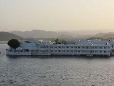 Taj Lake Palace - Udaipur / Rajasthan