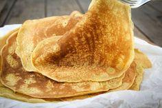 Der perfekte Pfannkuchen: goldbraun, zart und weich