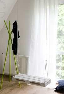 pallet swing. YES PLEASE!!!!!