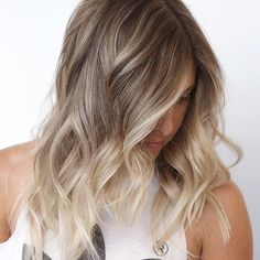 Love this rooty blonde I created on my client Jill. She gets her colour done 2-3 times a year so keeping depth at the root works perfectly for her lifestyle and how frequently she gets her hair done. This creates a seamless grow out and does not leave a harsh demarcation line. Know someone that would suit this? Tag them!!  I did foils to the root with stronger facial framing points around the face with 20 vol and 1/4 olaplex no. 1 and tipped out the ends using 40 vol and 1/4 olaplex. ...