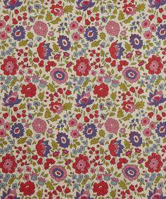 D'Anjo A Tana Lawn, Liberty Art Fabrics