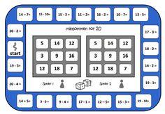 Bingo voor Spelbord minsommen tot Bingo for Game board minsums up to Learn Krav Maga, Busy Boxes, Scandal Abc, Table Games, Kindergarten Math, Math Games, Bingo, Board Games, Back To School