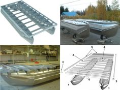 Build-A-Boat Pontoon Kits
