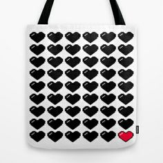 1 Life Left Tote Bag by The Ghost and Robot - $22.00
