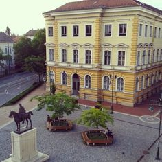 University of Szeged, Hungary Heart Of Europe, Danube River, Medieval Castle, Central Europe, Wonderful Places, Budapest, University, Explore, Architecture