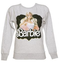 Life in plastic, it's fantastic! If you 'heart' #Barbie as much as we do, then this awesome #sweater is exactly what you need! Starring arguably one of the most loved dolls from back in the day - Peaches N Cream Barbie - pay homage in style with this uber retro find. xoxo #Jumper