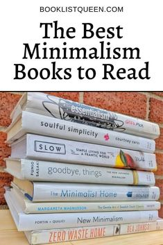 To simplify your life, start with the best minimalism books with our guide to the best (and worst) decluttering books and the best books on minimalism. Book Nerd, Book Club Books, Book Clubs, Reading Lists, Book Lists, Reading Books, Best Books To Read, Good Books, Declutter Books