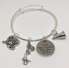 We are LOVING these PERFECT Cheerleading Gifts from TheCheerleadingShop.com. Check out their HUGE selection that you can even personalize for your team :-)