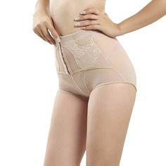 fde04da07130a CTRICKER Slimming Shapewear Women s Panties Fat Burning Body Shaper Waist  Modeling at Amazon Women s Clothing store