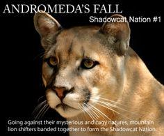 Andromeda's Fall - Shadowcat Nation Series #1 - Cougar Shifters