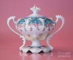 antique sugar bowls -