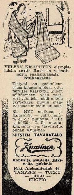 Kuusinen, 1952