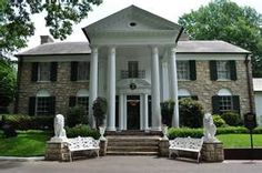 Graceland....Home of the KING of Rock and Roll