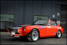 Datsun 240Z Race Car