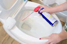 WD-40 Uses Around the House    WD-40 is no longer just for your squeaky brakes or rusty door hinges. Check out this list to see 10 other uses for this awesome product!    http://hometips.cooktopcove.com/2017/09/11/10-ways-to-use-wd-40-around-the-home-/