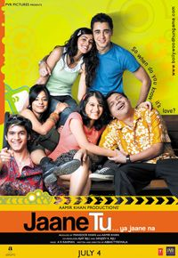 Jaane Tu... Ya Jaane Na - coming of age romantic comedy about a group of friends as they graduate from college