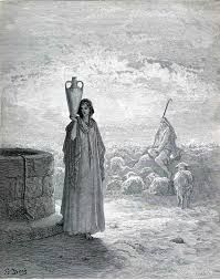 Jacob keeping Labans Flock - Gustave Dore