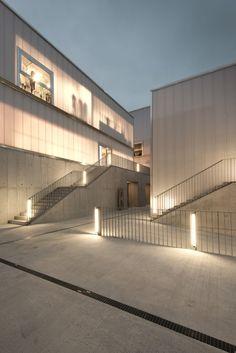Gusswerk Extension  |  LP Architektur