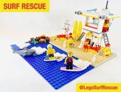 LEGO Ideas Surf Rescue