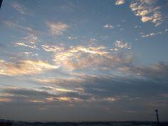 sky in morning