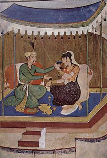 Mughal painting - Wikipedia, the free encyclopedia