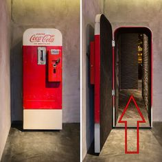 You'll Never Guess What They Found Behind This Old Soda Machine | Diply
