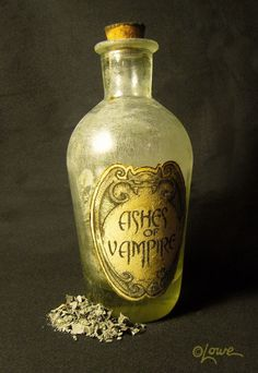 Vampire Ashes