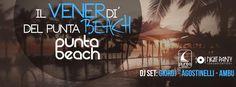 IL VENERDI DEL PUNTA BEACH – GONNESA – VENERDI 12 SETTEMBRE 2014