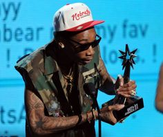 0c4b6d8d1c7 Wiz Khalifa - BET Awards 2011
