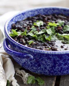 No Soak Instant Pot Black Beans   A Bountiful Kitchen