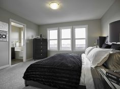 Duplex Showhome - Vesta Collection at Coopers Crossing in Airdrie Alberta Gallery, Bed, Furniture, Collection, Design, Home Decor, Decoration Home, Roof Rack, Stream Bed