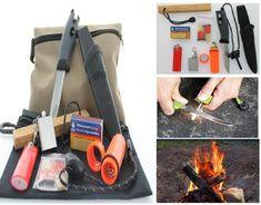 Emergency Fire Starter Kit