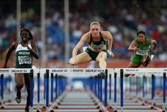 Sally Pearson - Australia - World Champion 100 Meter Hurdles