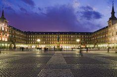 La Plaza Mayor, la plaza de los espectáculos