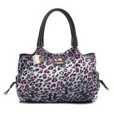 8121c3b38648 Discount Coach Leopard Logo Medium Pink Totes DZZ Clearance~ I think I need  this!
