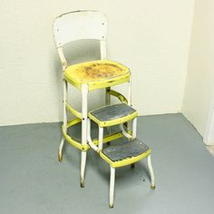 1000 Images About Metal Step Chairs On Pinterest Step