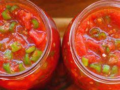 domates soslu biber turşusu