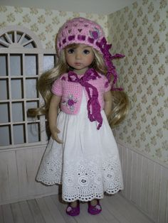 Set for Dianna Effner Little Darling 13 inches by LittleGiftCove