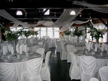 Ottawa Rowing Club - At the boathouse Geek Wedding, Wedding 2017, Wedding Events, Rowing Club, Boathouse, Herb Garden, Ottawa, Event Venues, A Table