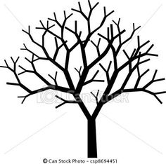 Vector - tree silhouette - stock illustration, royalty free illustrations, stock clip art icon, stock clipart icons, logo, line art, EPS picture, pictures, graphic, graphics, drawing, drawings, vector image, artwork, EPS vector art