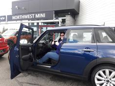 """HEATHER, wishing you many """"Miles of Smiles"""" in your 2017 MINI S 4 door!  All the best, Northwest MINI and Terry Soumis."""